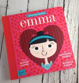 Emma Emotions Primer BabyLit Board Book
