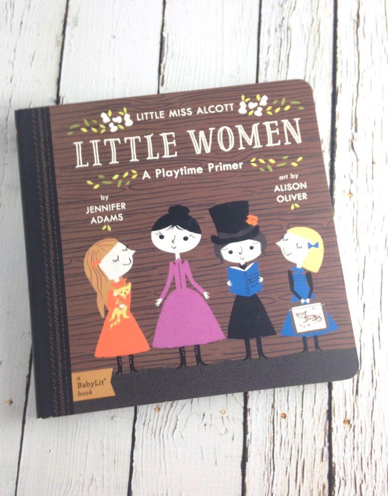 GIBBS SMITH Little Women A BabyLit Playtime Primer