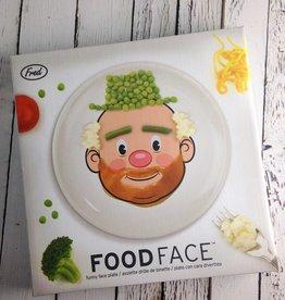 Mr. Food Face Kids' Dinner Plate