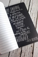It's not what you look at... Write Now Journal