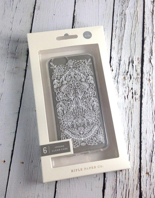 Floral Lace Case iPhone 6/6s
