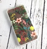 Clear Herb Garden iPhone 7 Case