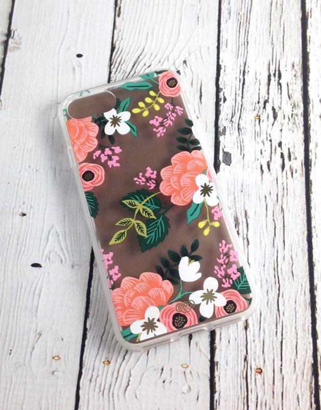 Clear Birch iPhone 7 Case