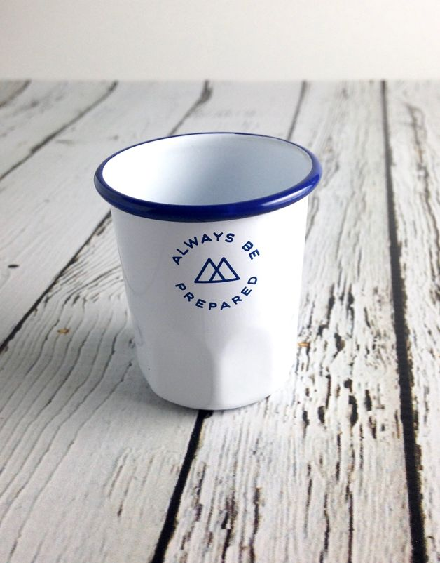 Wander Ware Camping Shot Cup