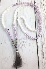 The Protectoress Mala Necklace