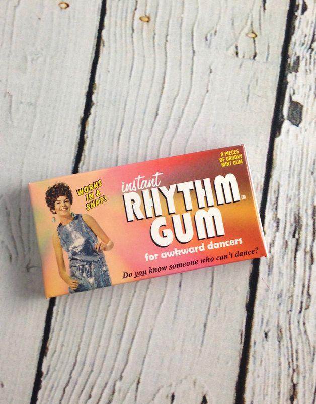 Instant Rhythm Gum