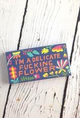 Delicate Flower Gum