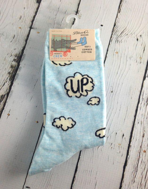 Up Yours Women's Crew Socks