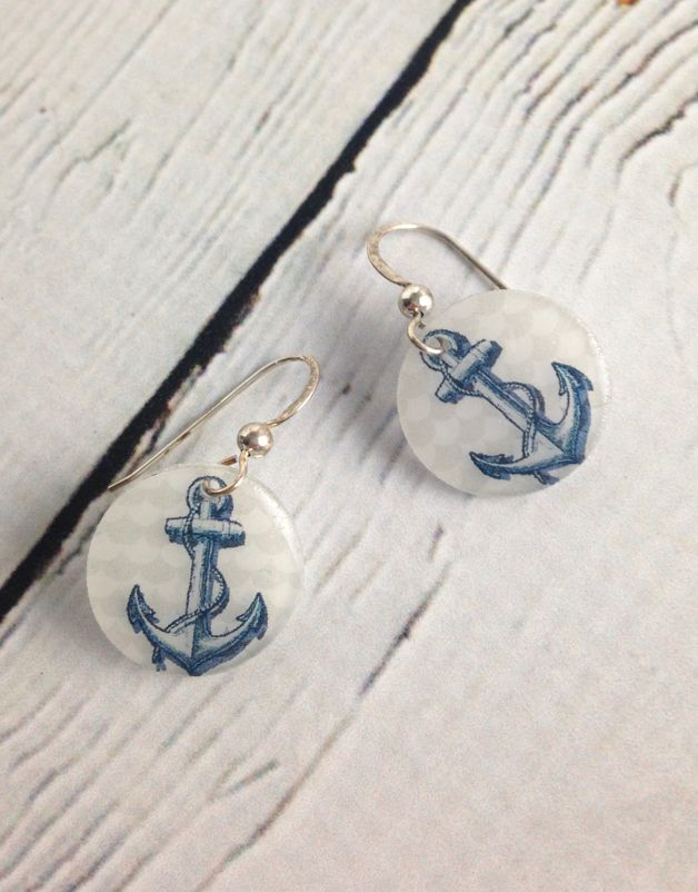 Anchor Earrings II