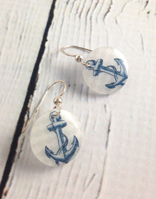 Anchor Earrings II