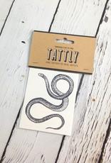 Serpent Temporary Tattoos