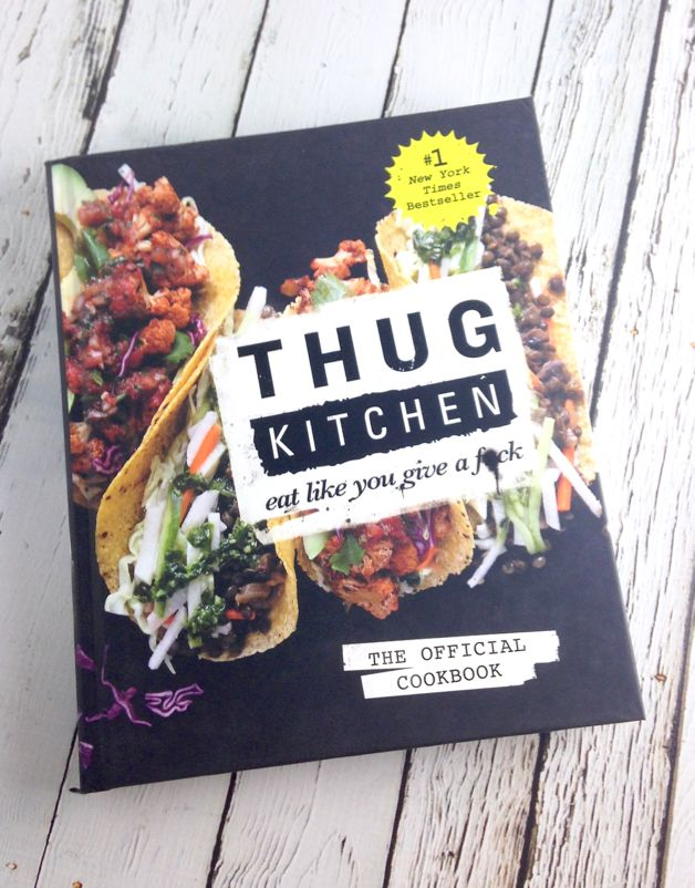 Thug Kitchen Cookbook - Silver in the City