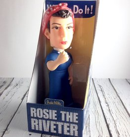 Rosie the Riveter Nodder