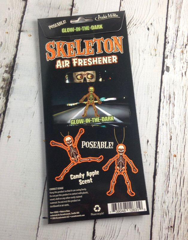 Skeleton Air Freshner