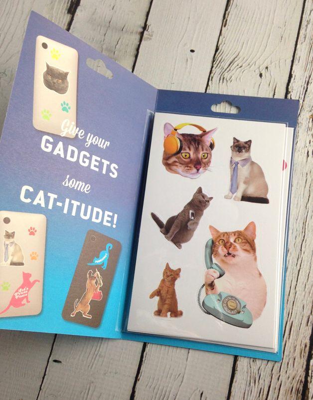 Cat Tech Decals