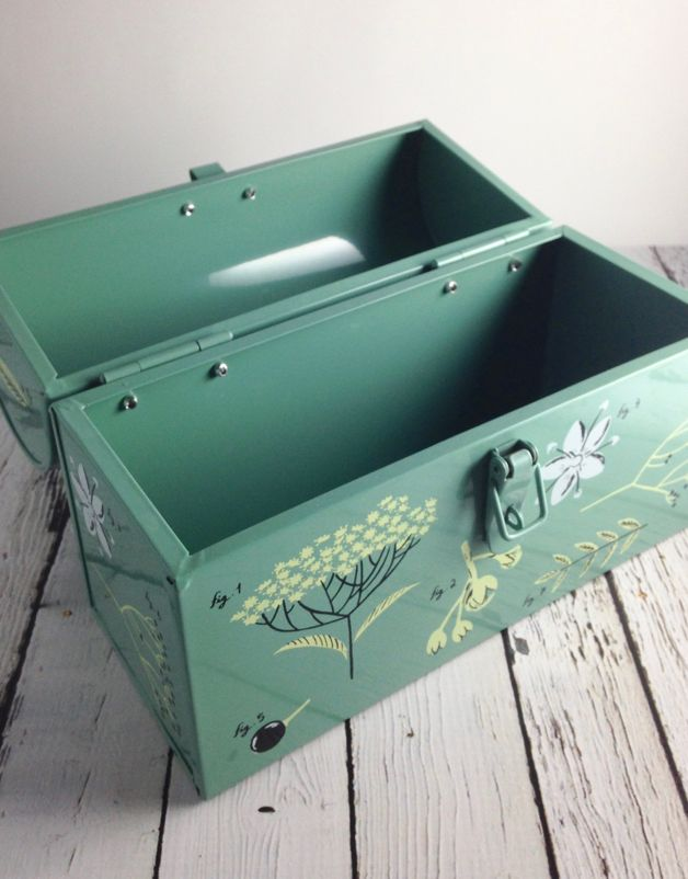 Elderflower Flora Tool Box