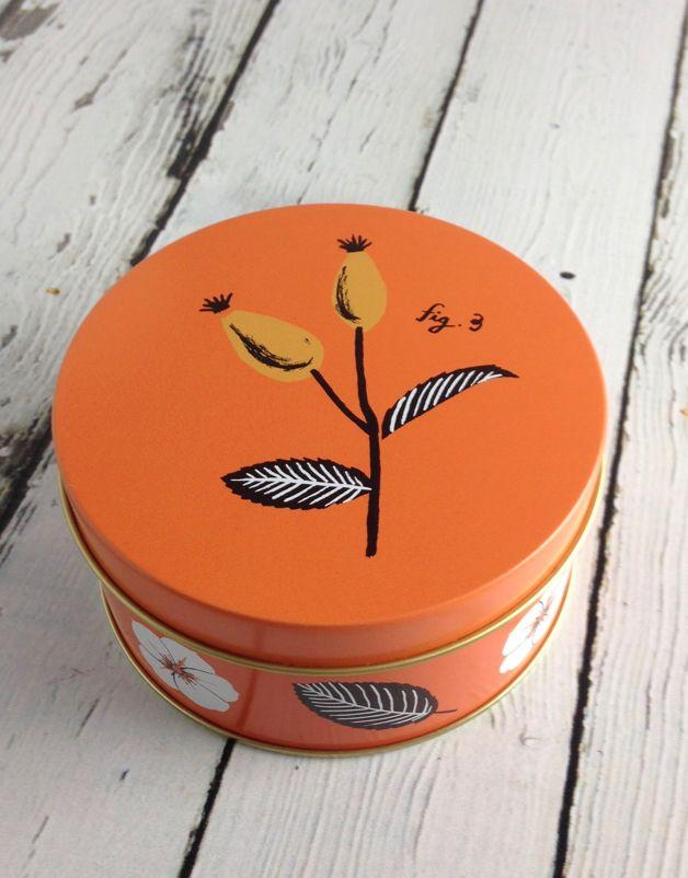 Small Nesting Tin