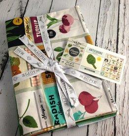 Magpie Roots & Shoots Tea Towels