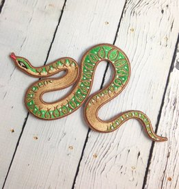 Serpent Iron-On Patch