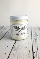 Lavender Verbena 7.5oz Soy Candle