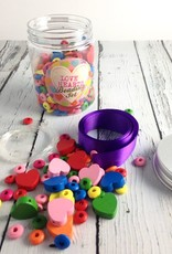 Love Hearts Beading Kit