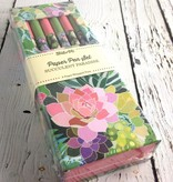 Succulent Paradise Pen Set