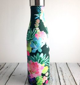 Succulents Water Bottle