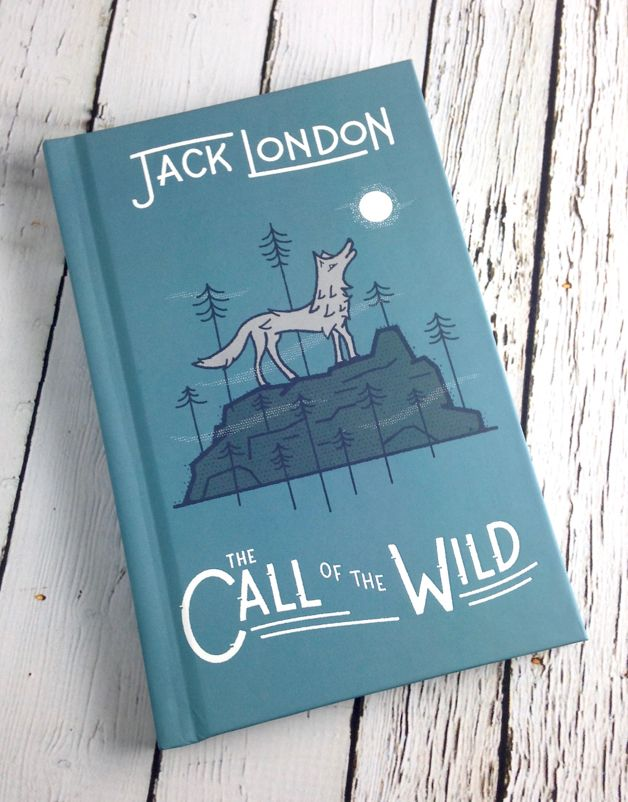 GIBBS SMITH The Call of the Wild by Jack London