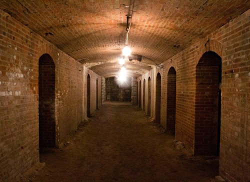 Indy Catacombs Tours