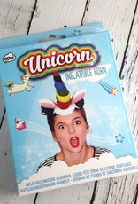 Unicorn Inflatable Horn Headband