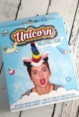 Unicorn Inflatable Horn Headband