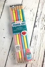 Vibe Squad Pencil Set