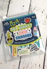 Vibe Squad Mini Erasers