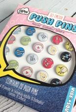 Vibe Squad Push Pins