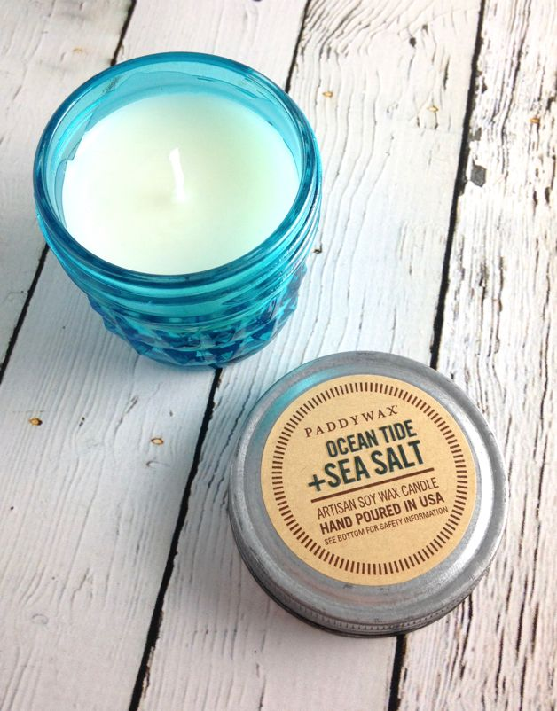 Ocean TIde & Sea Salt 3 oz Jar