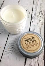Dandelion + Clover 3oz Candle