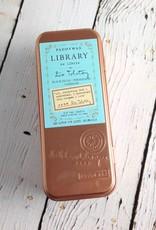 Leo Tolstoy Black Plum + Persimmon + Oakmoss Travel Candle
