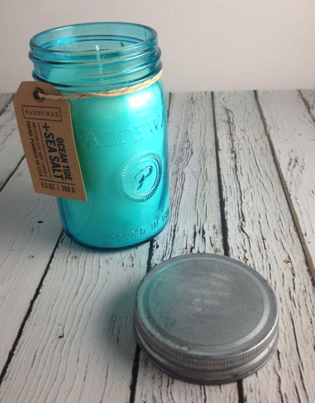 Ocean Tide & Sea Salt 9.5 oz Jar