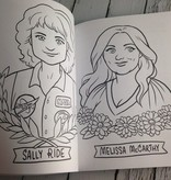 Boss Babes Coloring and Activity Book