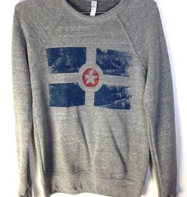 Indy Flag Sweatshirt