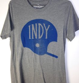 Indy Football Helmet Tee