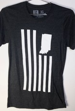 United State of Indiana (USI) Flag Tee