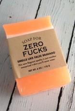 Soap for Zero Fucks