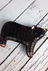 Trinket Tray Ceramic Bear