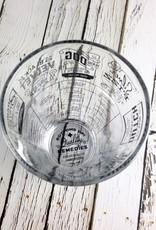 Good Measure Hangover Recipe Glass