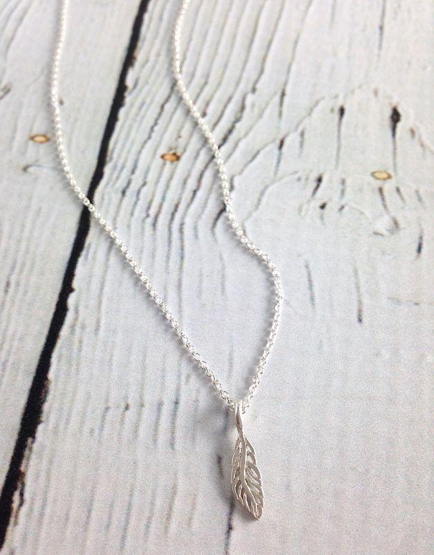 Handmade Sterling Silver Free Bird Necklace