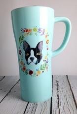 Brave Dog Travel Mug with Handle