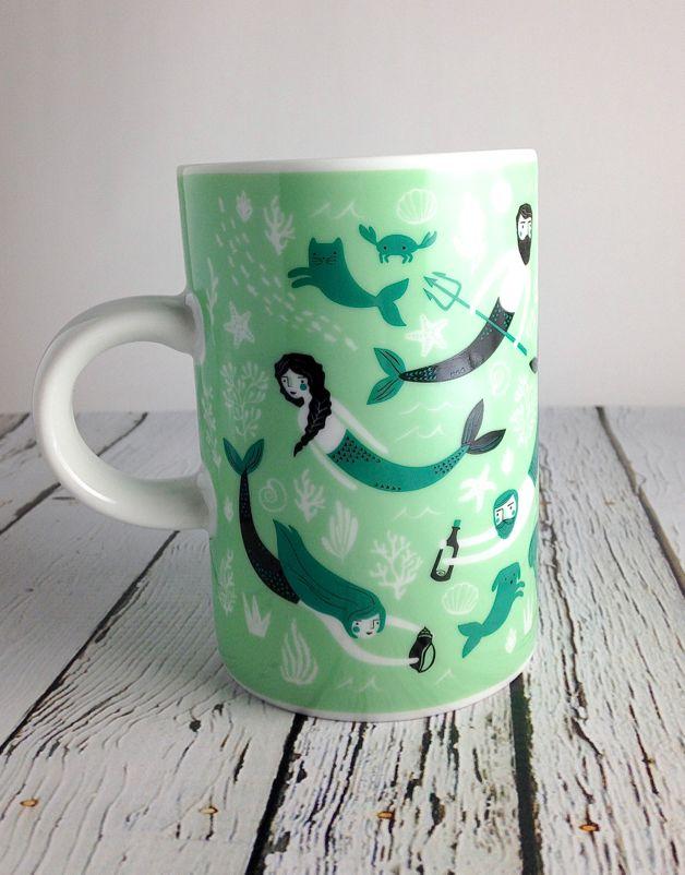 Mug Sea Spell