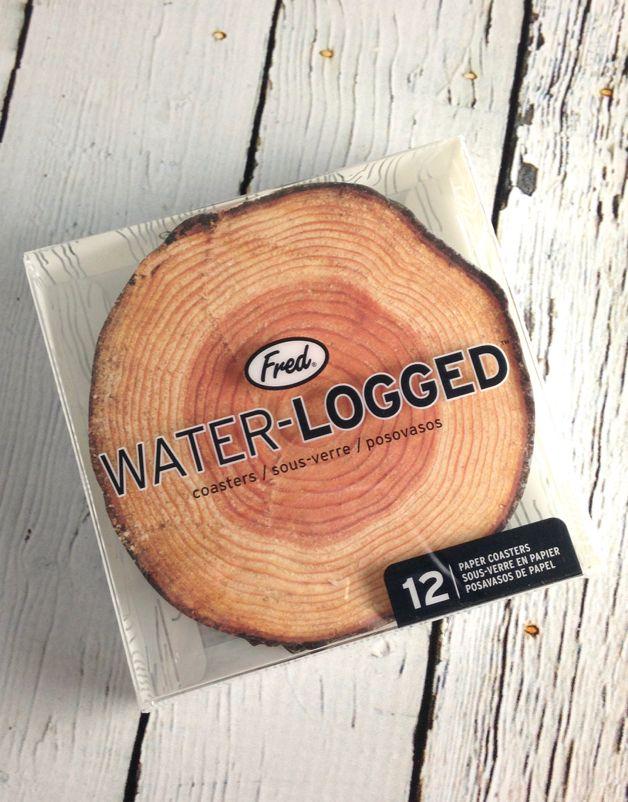 Water Logged Coasters