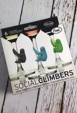 Sloth Social Climbers Charms